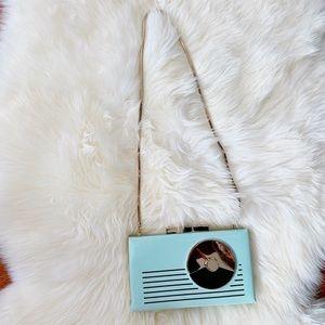 Kate Spade Vintage Radio Purse